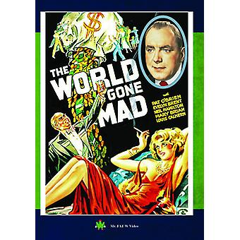 World Gone Mad [DVD] Stati Uniti importare