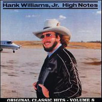 Hank Williams Jr. - Hank Williams Jr.: Importación Vol. 8-alto USA notas [CD]