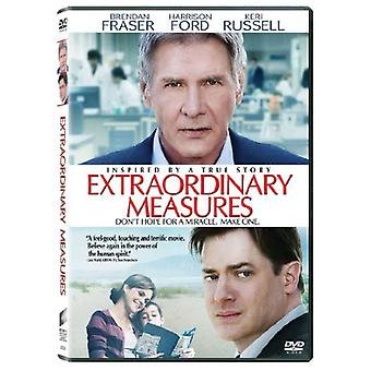 Extraordinary Measures [DVD] USA import