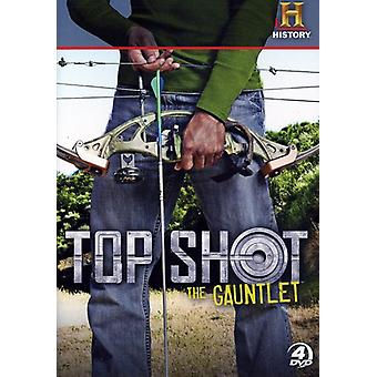 Top Shot: Seizoen 3 [DVD] USA import