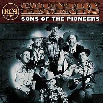 Söhne der Pioniere - Rca Country Legends [CD] USA import