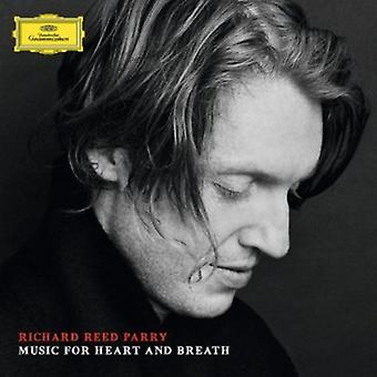Richard Reed Parry - Parry: Music for Heart & Breath [CD] USA import