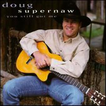Doug Supernaw - du stadig fik mig [CD] USA import