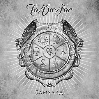 At dø for - Samsara [CD] USA import