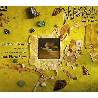 Suonare E Cantare - Magasin Zin Zin [CD] USA import