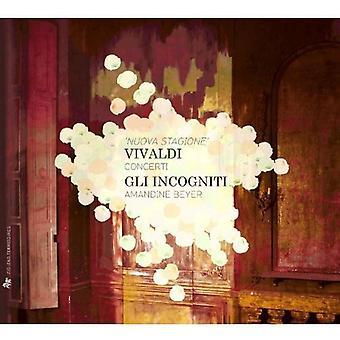 A. Vivaldi - Nuova Stagione: Vivaldi Concerti [CD] USA import