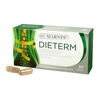 Marny's DieterM (Vinegar, like Red, Chrome, cistus) 60COMP. (Diet , Supplements)