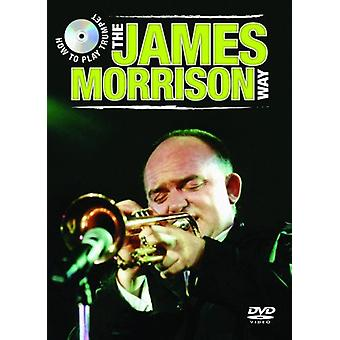 James Morrison - hvordan at spille trompet James Morrison måde [DVD] USA importen