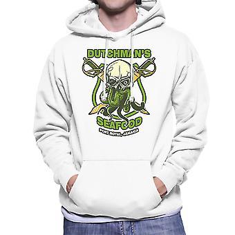 Dutchmans Seafood Men's Hooded Sweatshirt