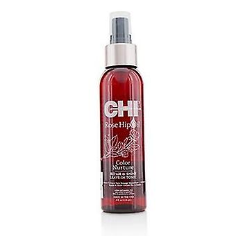Chi Rose Hip Oil farge Nurture reparasjon og glans Leave-In Tonic - 118ml / 4oz