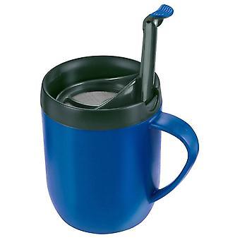 Zyliss Cafetiere Hot Mug - Blue