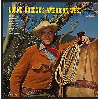 Lorne Greene - Lorne Greene's American West [CD] USA import