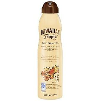 Hawaiian Tropic Satin Protection Brume SPF 15 Spray 220 ml