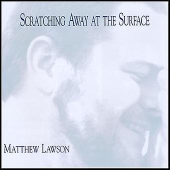 Matthew Lawson - drapanie dzieli Cię o import powierzchni USA [CD]