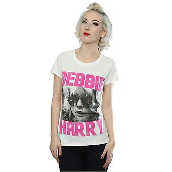 Aftershow kvinders Blondie Debbie Harry T-Shirt