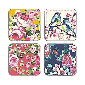 Cooksmart Oriental Coasters, Set of 4