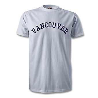 Vancouver College Style T-Shirt