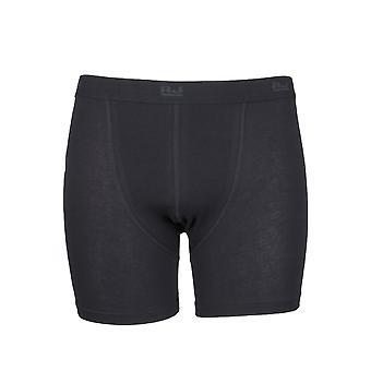 RJ Bodywear Stretch Cotton Black Men's  Boxershort 35-002