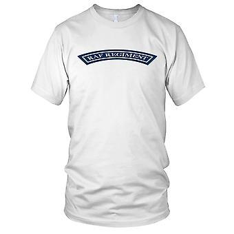 RAF Regiment fango Royal Air Force Kids T Shirt