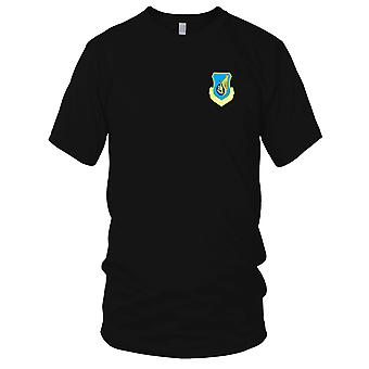 USAF Airforce - Pacific Air Command Embroidered Patch - Ladies T Shirt
