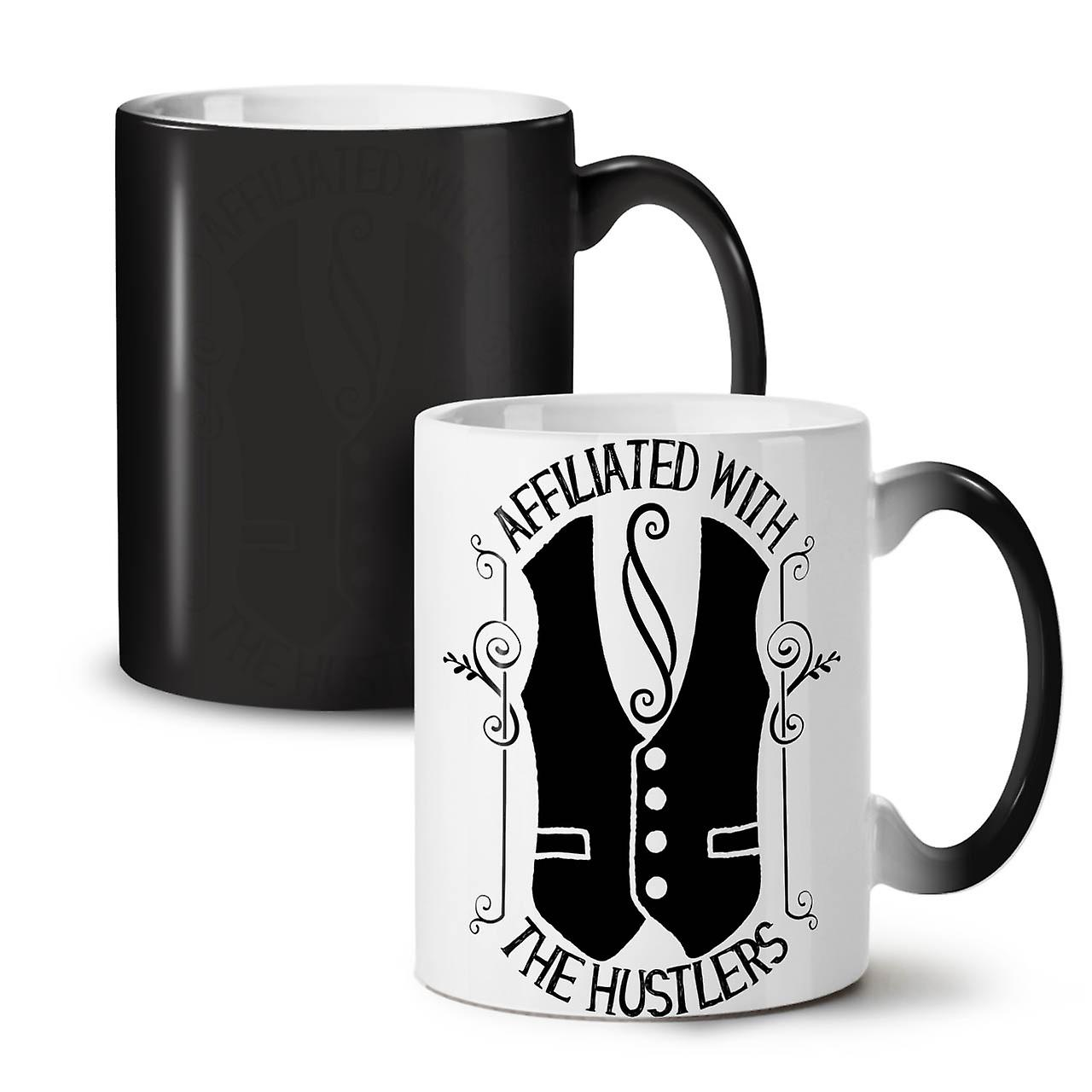 OzWellcoda Gangster Changing Gamers Cool Colour Black Coffee 11 Tea Mug New Ceramic EIWHD29