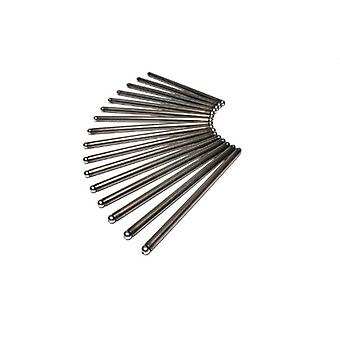 Competition Cams 7831-16 High Energy Pushrods for Small Block Ford 255 and 302, '65-up with Flat Tappet Cam, 5/16