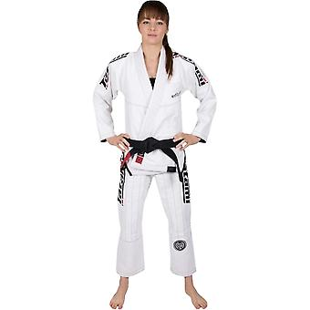 Tatami Fightwear Ladies Estilo 6.0 Premium BJJ Gi - White/Black