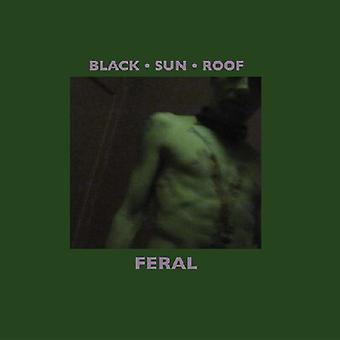 Sort sol tag - vildtlevende [Vinyl] USA importerer