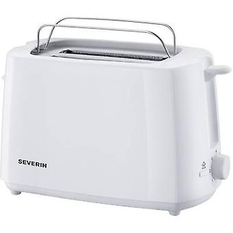 Toaster with built-in home baking attachment Severin AT2288 Whit