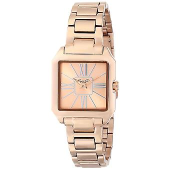 Kenneth Cole Womens Ladies KC4983 Classic Rose Gold Watch