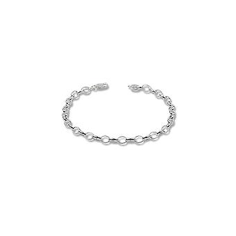 Bracelet Charm's Silver 925-20 cm