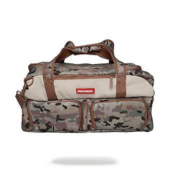 Sprayground Multicam Sneaker duffle Bag