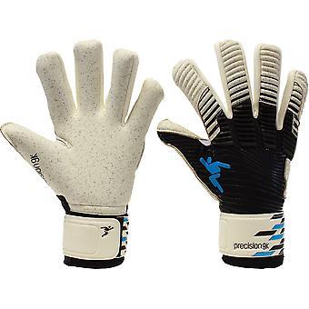 Precision GK Elite Quartz Negative Goalkeeper Gloves Size