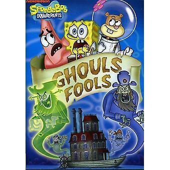Spongebob Squarepants - Ghouls Fools [DVD] USA import