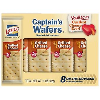 Lance Captain's Wafers Grilled Cheese Sandwich Crackers
