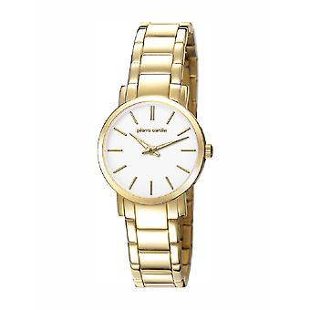 Pierre Cardin ladies watch wristwatch BONNE NOUVELLE PC106632F08