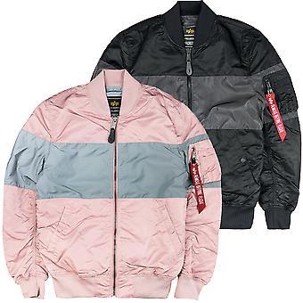 Alpha industries men's jacket MA-1 VFLW CB reflective