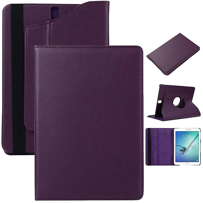 Cover 360 degrees purple bag for Samsung Galaxy tab S3 9.7 T820 T825