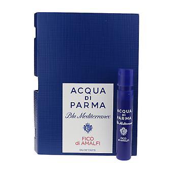 Acqua Di Parma 'Blu Mediterraneo Fico Di Amalfi' EDT 0.04oz/1.2ml Vial On Card