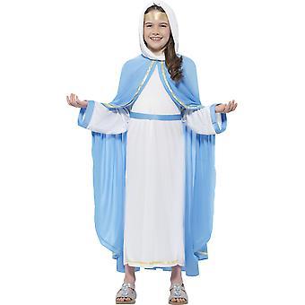 Kinder kostuums Maria kostuum voor kinderen