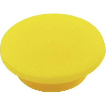 Cover Yellow Suitable for K21 rotary knob Cliff CL1738 1 pc(s)