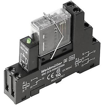 Weidmüller 1218410000 RCIKIT 24VDC 2CO LD/FG Positively Driven Relay Coupler