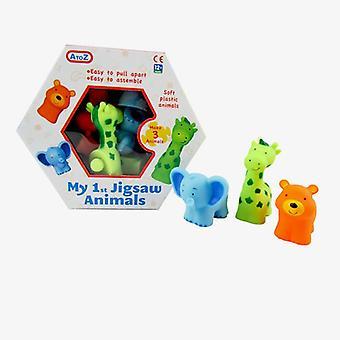 AtoZ meus 1º Jigsaw animais