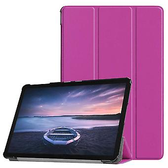Premium Smart cover purple bag for Samsung Galaxy tab S4 10.5 T830 T835