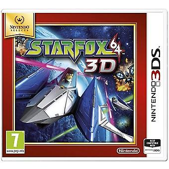 Star Fox 64 3D [Selects] 3DS Game