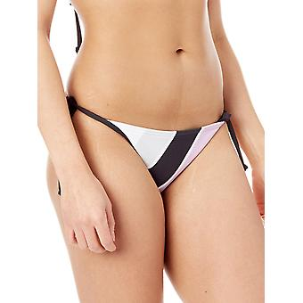 Fox Lilac Momentum - Side Tie Womens Bikini Bottom