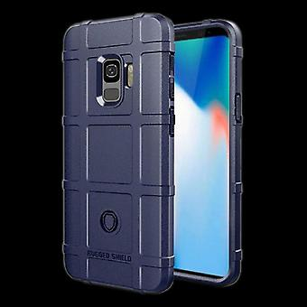 For Samsung Galaxy S9 G960F shield series outdoor Blau bag case cover protection new