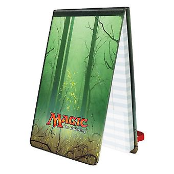 Ultra PRO Mana 5 Forest Life Pad Counter Note for Magic GREEN