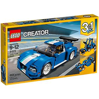 LEGO 31070 Turbo Course racer