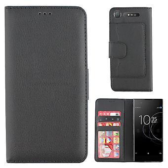 Colorfone SONY Xperia XA1 ULTRA cartera bolsa (negro)